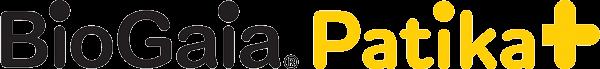 BioGaia Patika logó